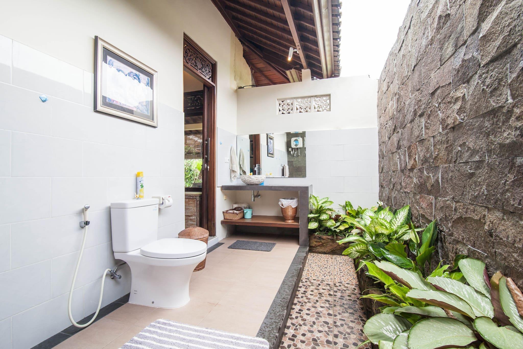 Gardenia Gardens ubud best Breakfast In Bali