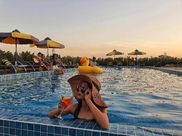 The Twizt - Lifestyle Hostel Siem Reap