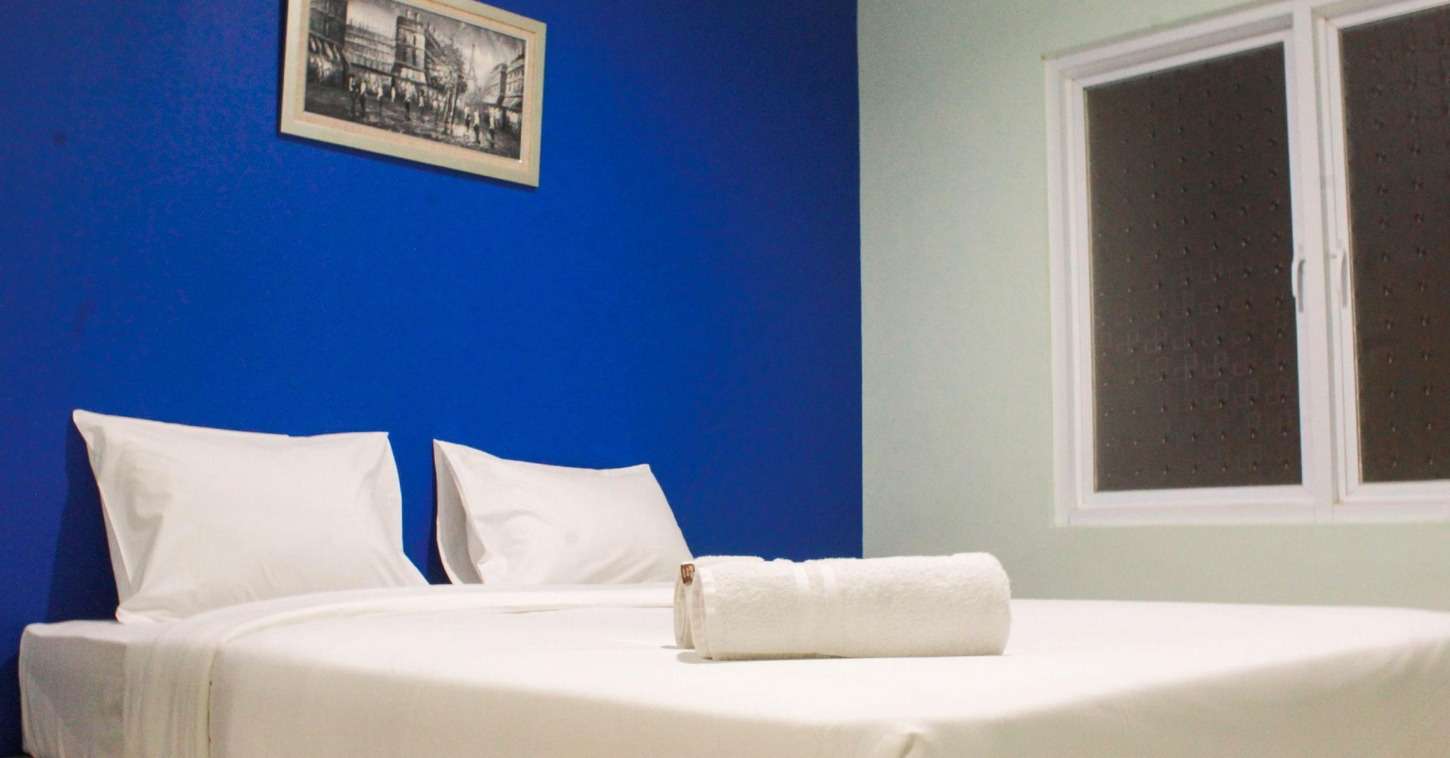 Queen Bed Studio Guesthouse Near Mall By Travelio
