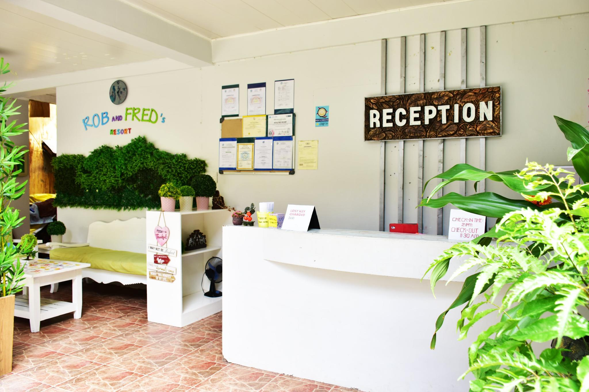Cocotel Rooms Rob And Fred Resort