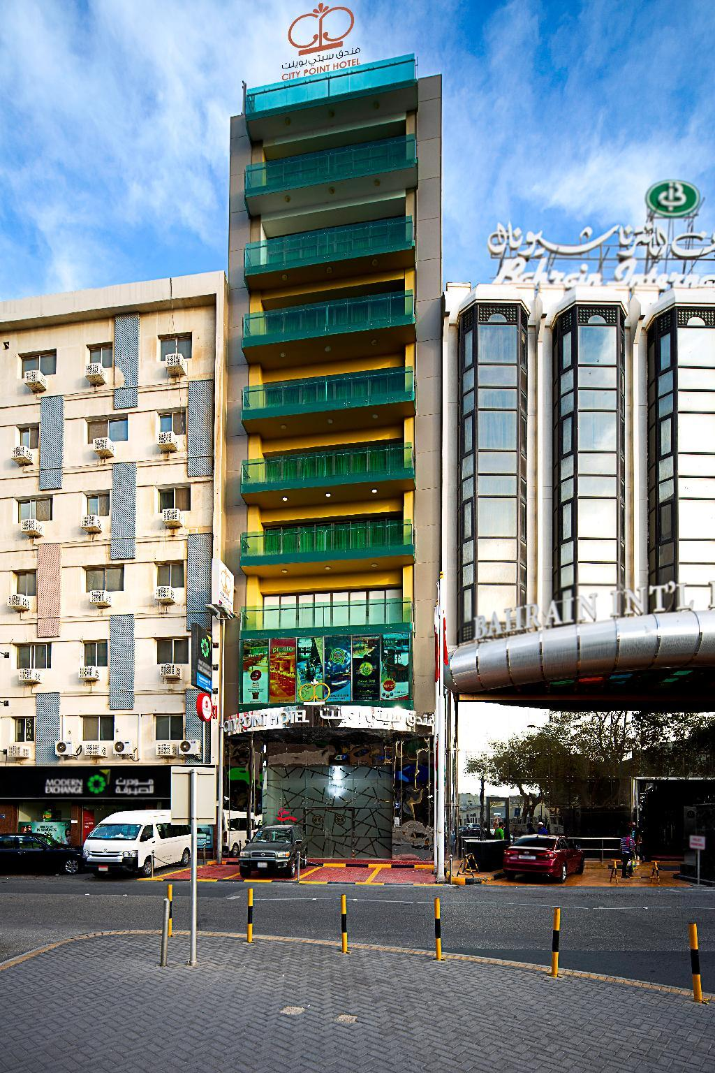 CITY POINT HOTEL