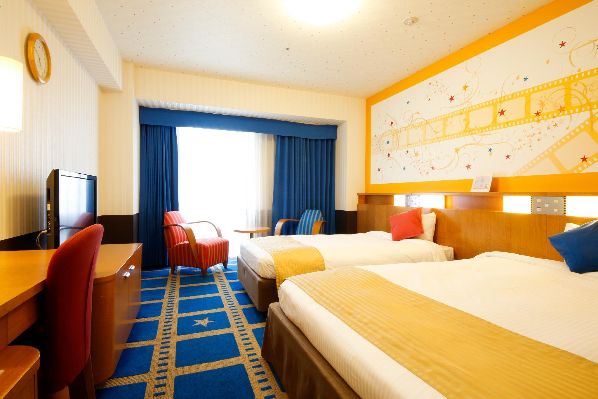 Hotel Keihan Universal City Osaka 4 Star In Japan Voucher Kyoto Sightseeing Pass 1 Day First Slide