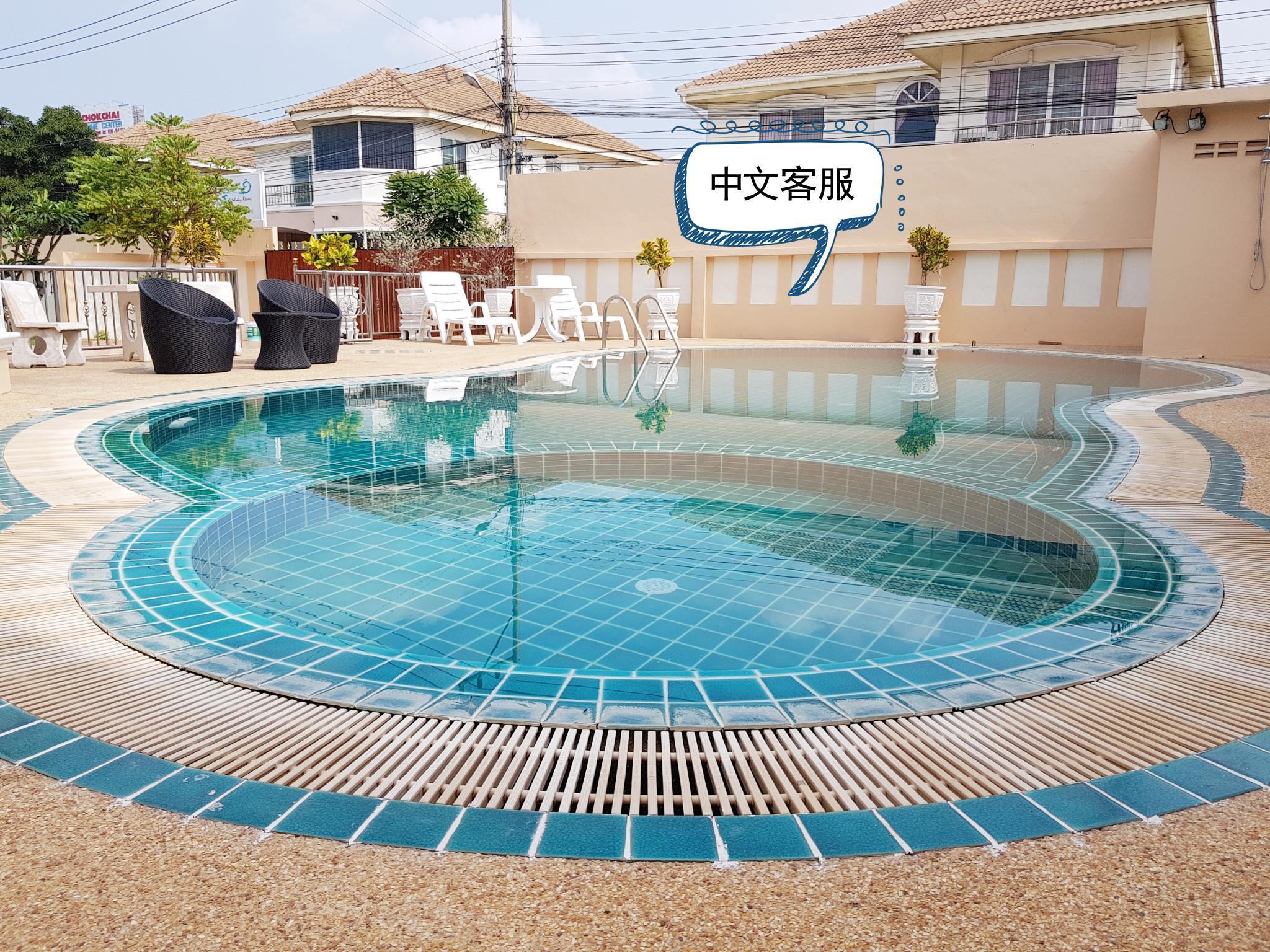 Central pattaya 7 bedroom pool villa  #217 วิลลา 7 ห้องนอน 8 ห้องน้ำส่วนตัว ขนาด 700 ตร.ม. – พัทยากลาง