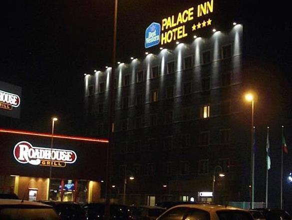 Best Western Hotel Palace Inn