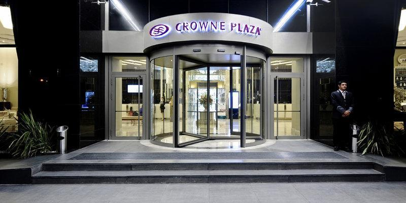 Crowne Plaza Bursa Convention Center And Thermal Spa
