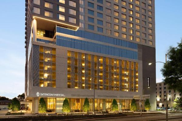 Intercontinental houston medical center Houston