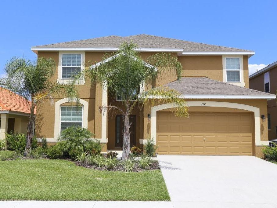 Veranda Palms Home With Private Pool   Orlando Select Vacation Rental