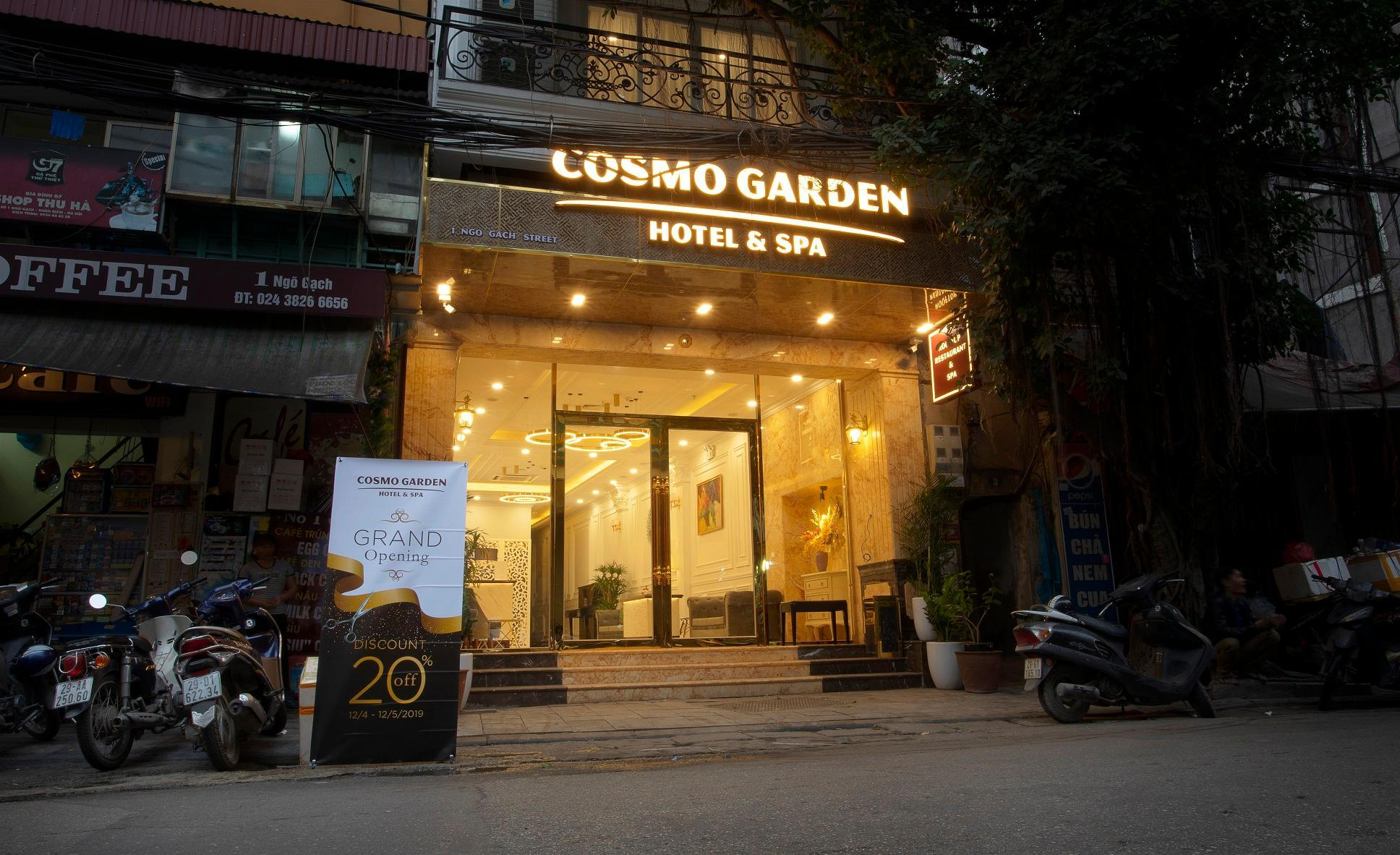 Cosmo Garden Hotel And Spa