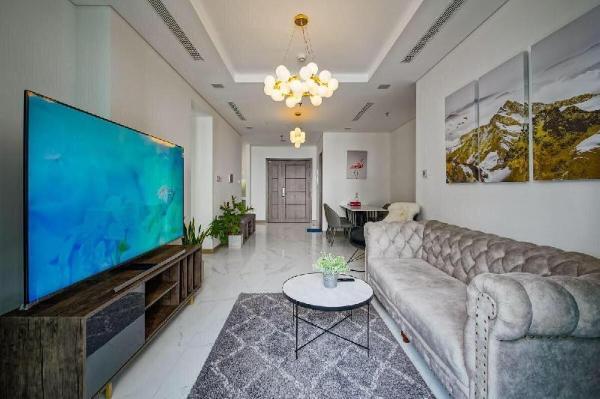 THE LANDMARK 81, 3 BEDROOMS, LUXURY DESIGN ! Ho Chi Minh City