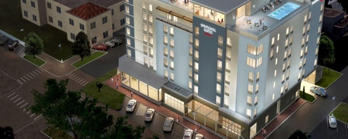 SpringHill Suites By Marriott Bradenton Downtown Riverfront