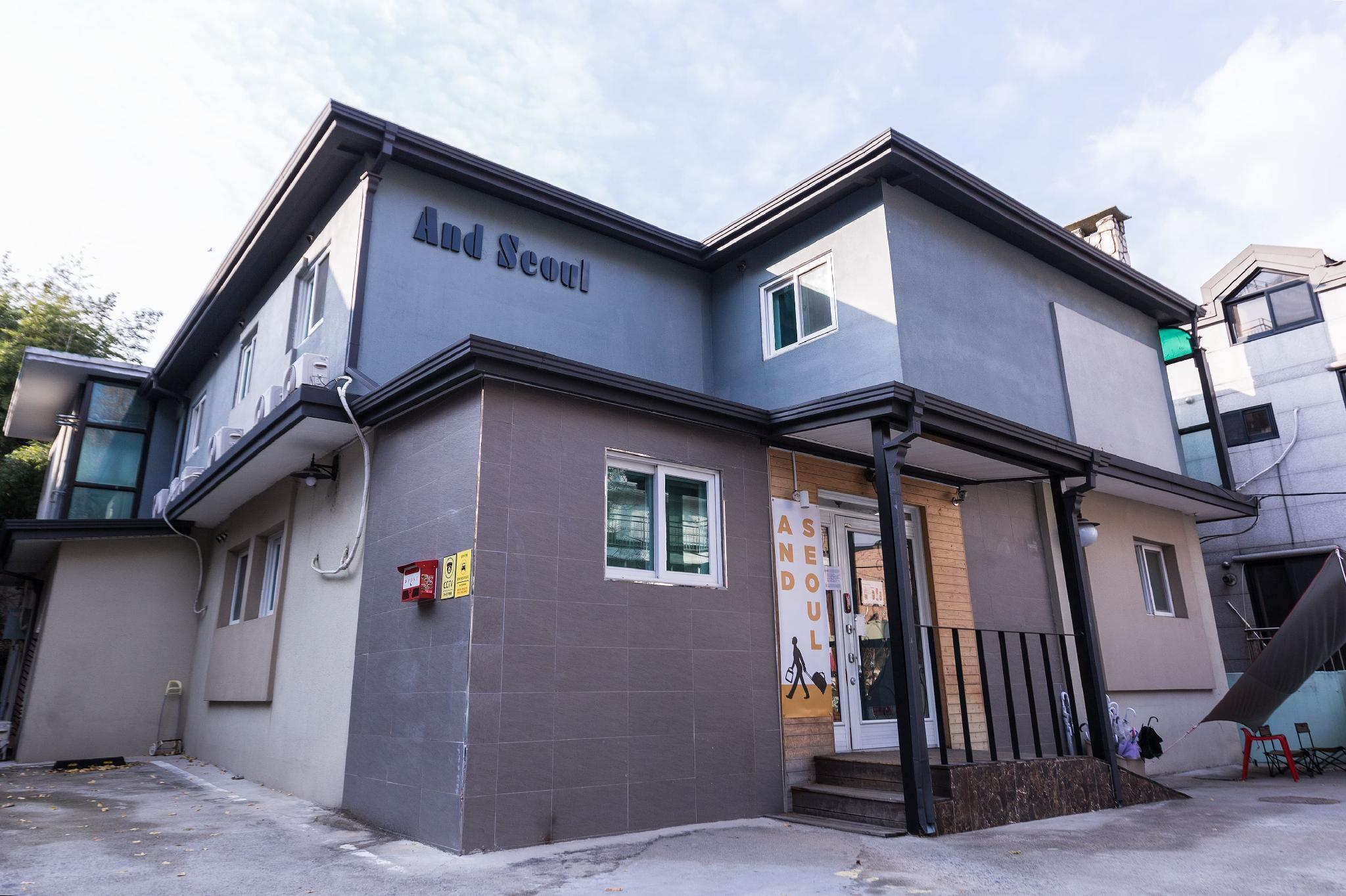 And Seoul Hostel