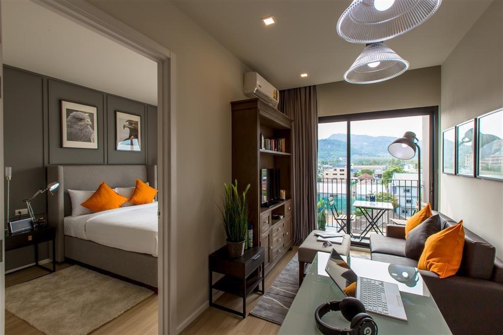 BEST DLUX Condo w/Kitchen Center 710 S/95 อพาร์ตเมนต์ 1 ห้องนอน 1 ห้องน้ำส่วนตัว ขนาด 30 ตร.ม. – ฉลอง