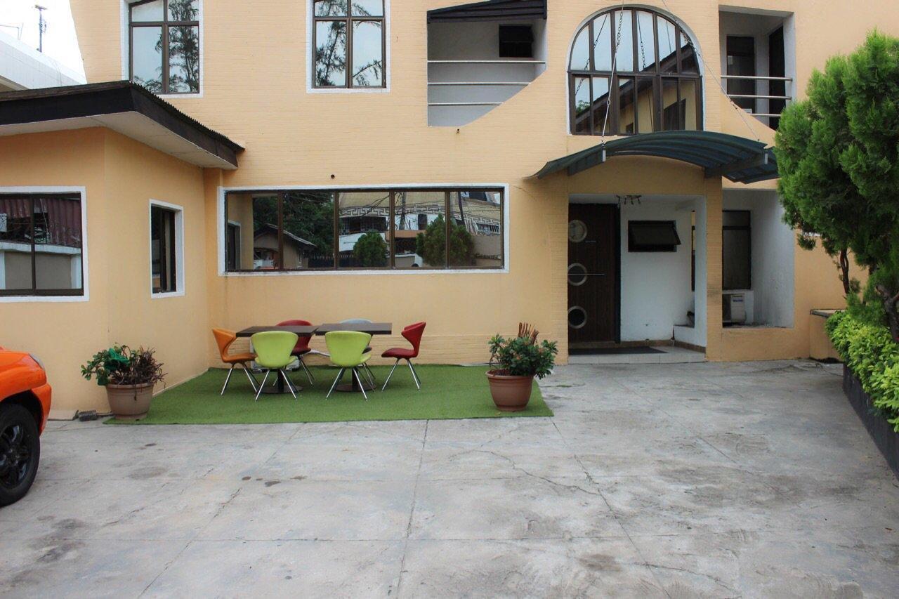 The Hedge Suites Lagos