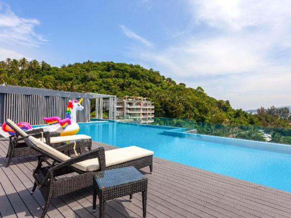Aristo 2 Beach front by Holy cow 420 Phuket