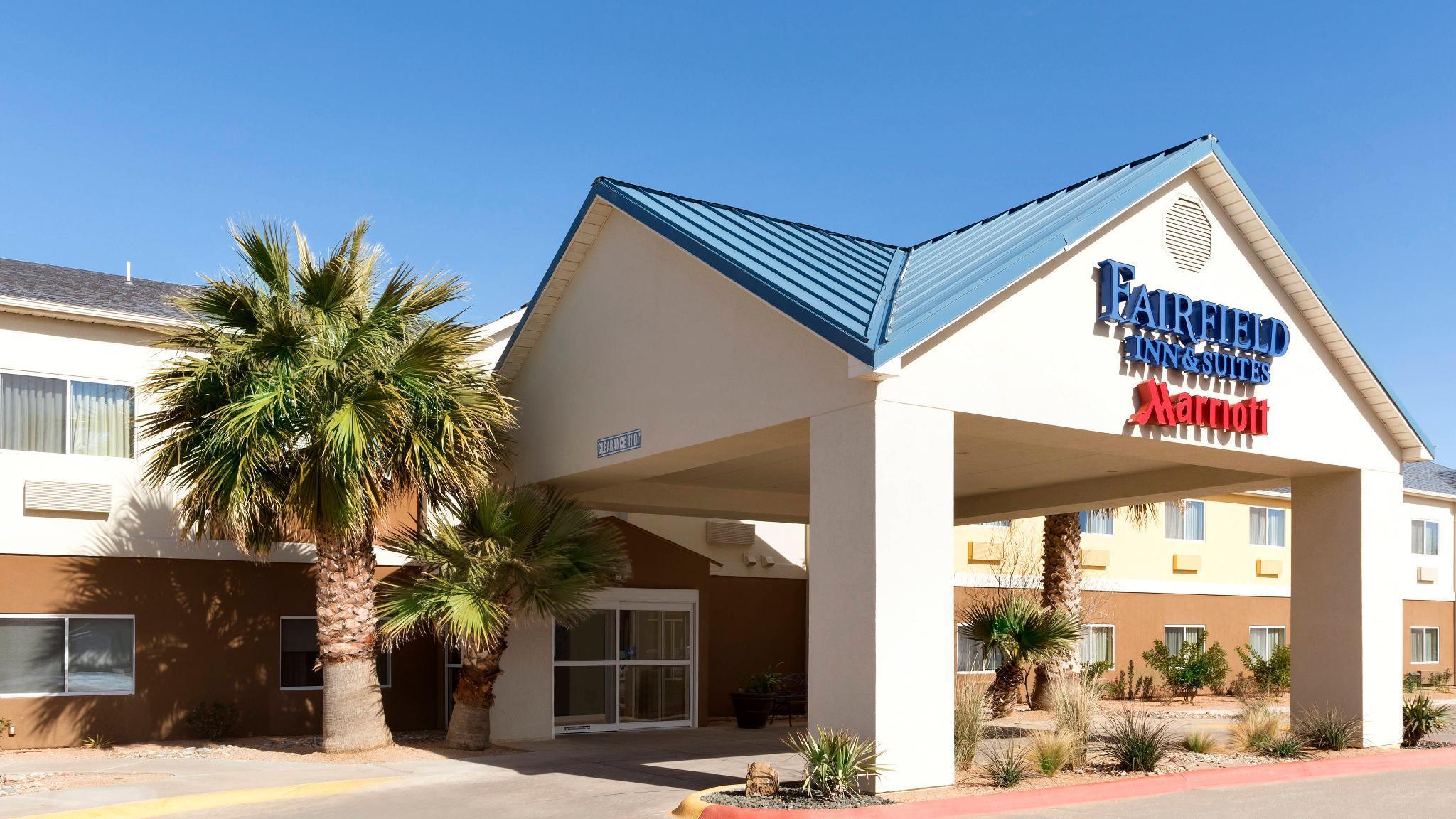Fairfield Inn And Suites By Marriott Midland