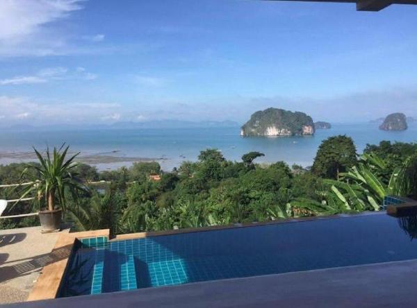 Pool Villa  No.1 Krabi