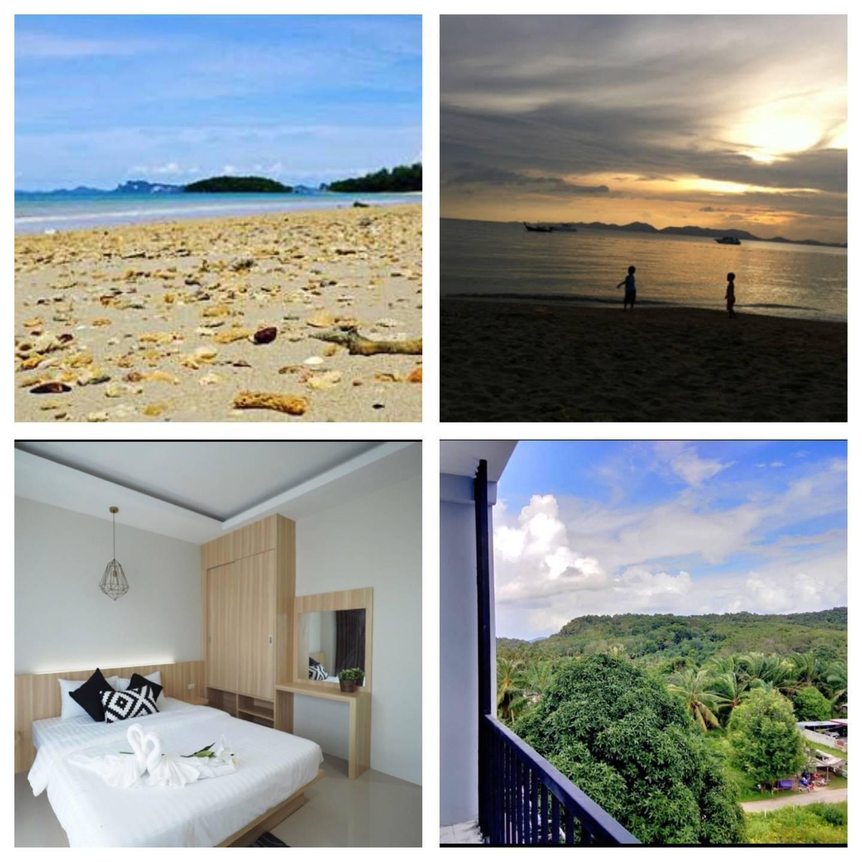 The Beach @ Klong Muang 114/03 บ้านเดี่ยว 1 ห้องนอน 1 ห้องน้ำส่วนตัว ขนาด 50 ตร.ม. – หาดคลองม่วง