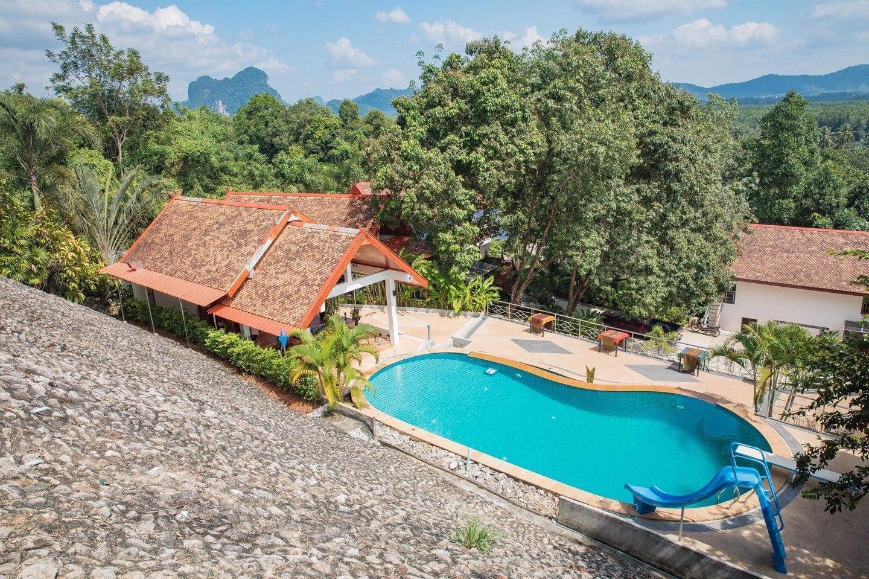 Klong Muang Villa (2 pax+ABF) by KrabiRents .c.o.m วิลลา 1 ห้องนอน 1 ห้องน้ำส่วนตัว ขนาด 75 ตร.ม. – หาดคลองม่วง