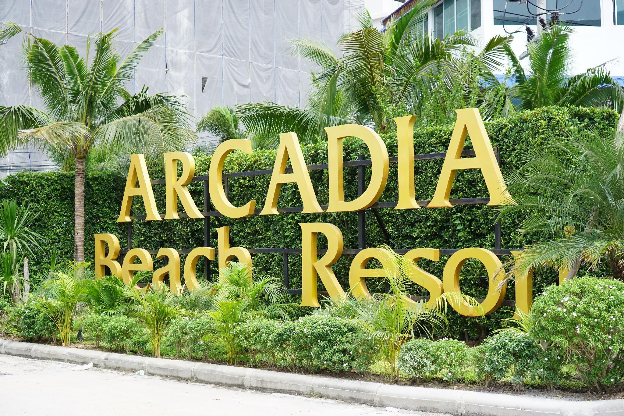 Arcadia Beach Resort Condominium