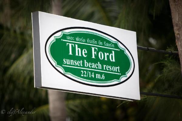 The Ford Sunset Beach Resort Koh Phangan
