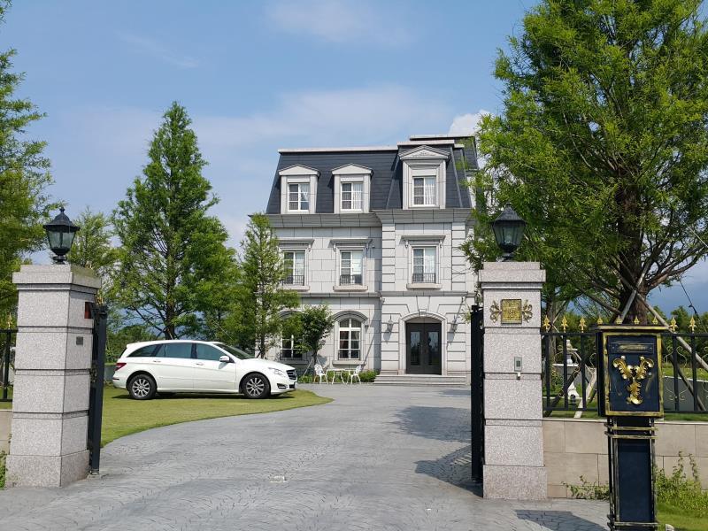 Haut Rhin Villa
