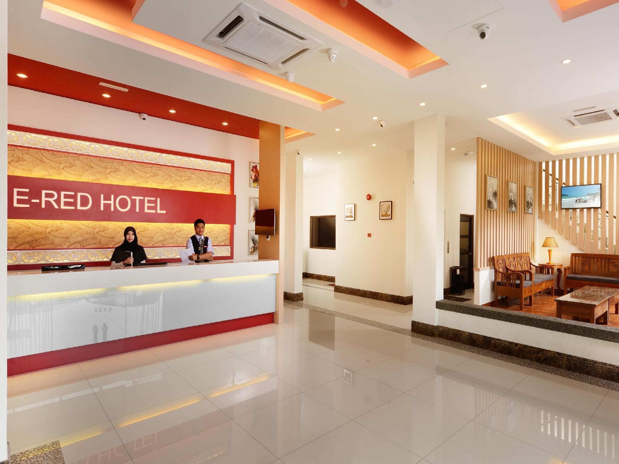 E Red Hotel Bandar Perda