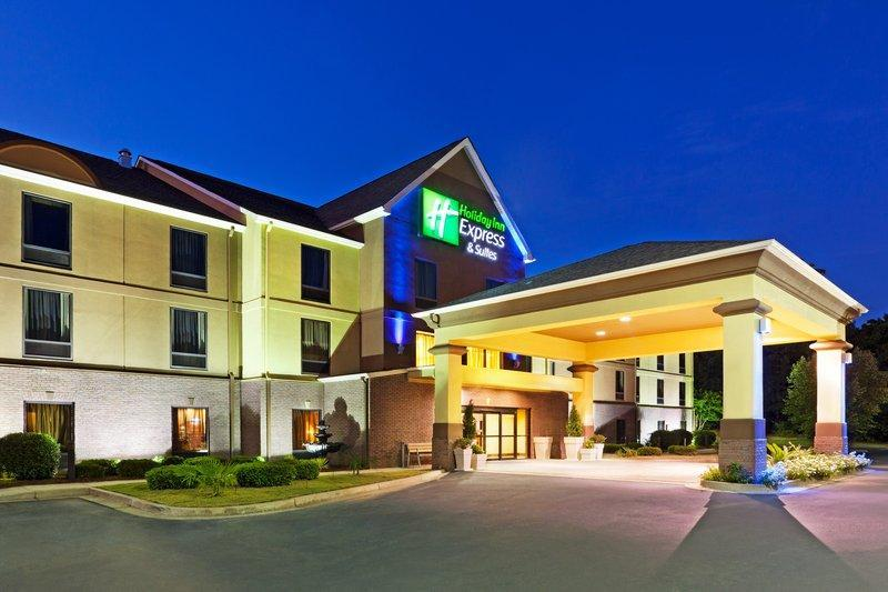 Holiday Inn Express Hotels And Suites Greenville Spartanburg Duncan