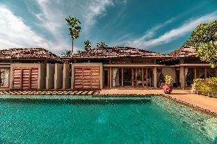 SAMARA/  Marina Leisure Holiday Villa วิลลา 5 ห้องนอน 5 ห้องน้ำส่วนตัว ขนาด 1400 ตร.ม. – หน้าทอน