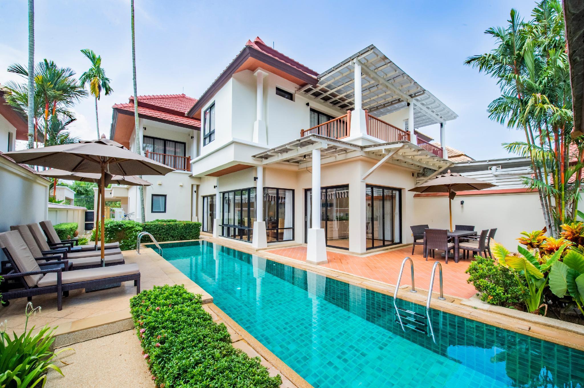 3 BDR Laguna Phuket Pool Villa, Nr. 5
