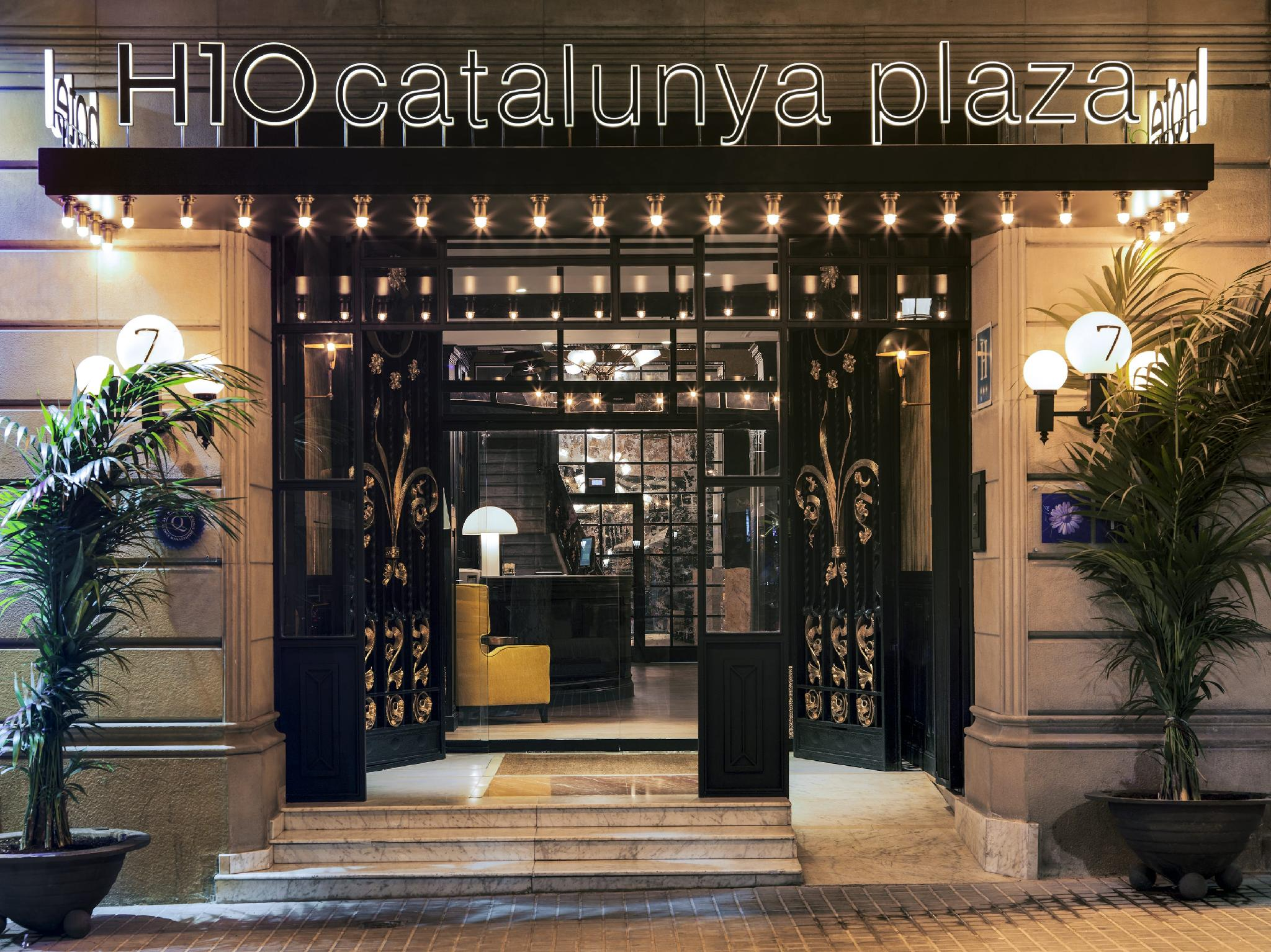 Boutique Hotel H10 Catalunya Plaza