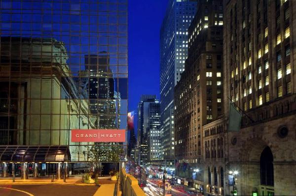 Grand Hyatt New York Hotel New York