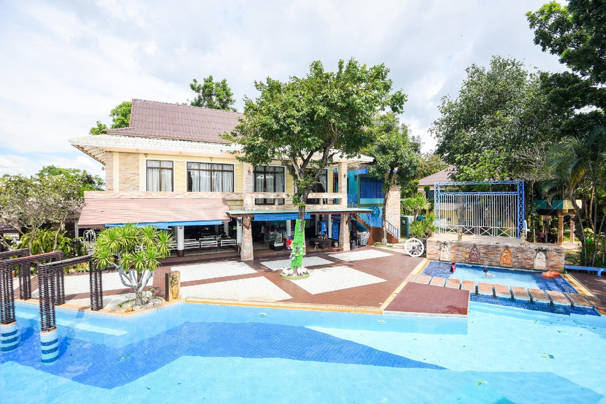 OYO 418 Saksaitarn Resort โอโย 418 ศักดิ์สายธาร รีสอร์ต
