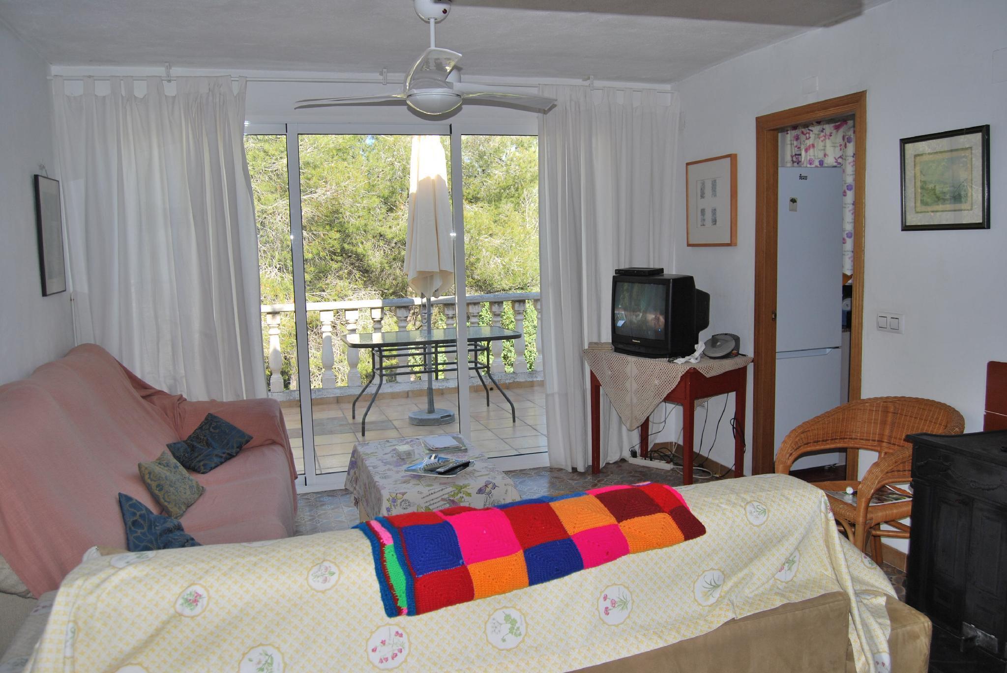 Casa En El Bosque Mediterr�neo