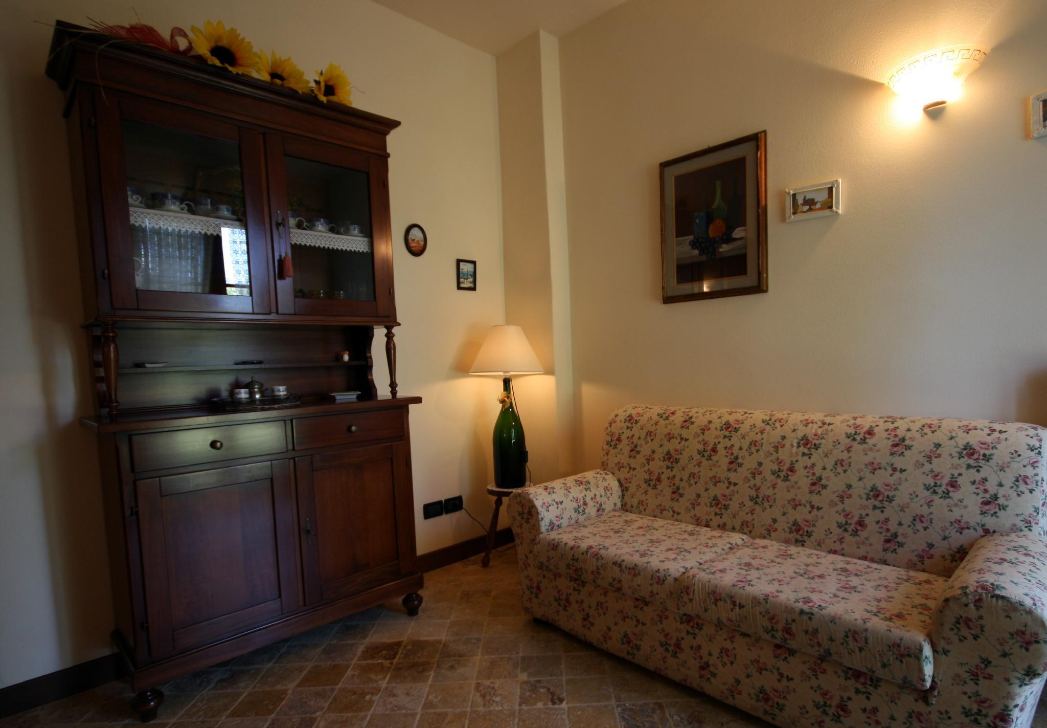 Tuscan Countryhouse With Two Bedroom Apartment At Ground Floor With Swimmingpool