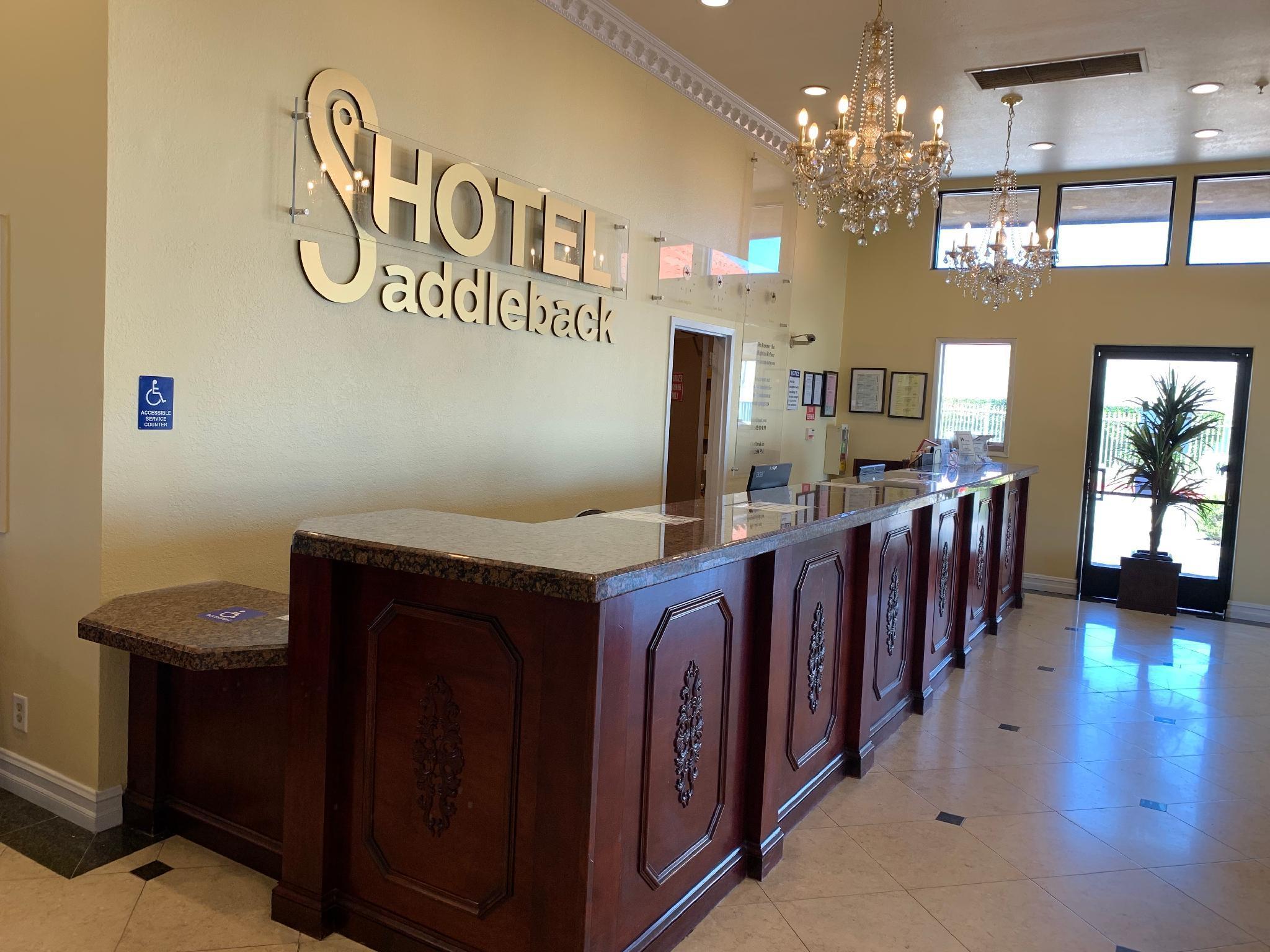 Hotel Saddleback