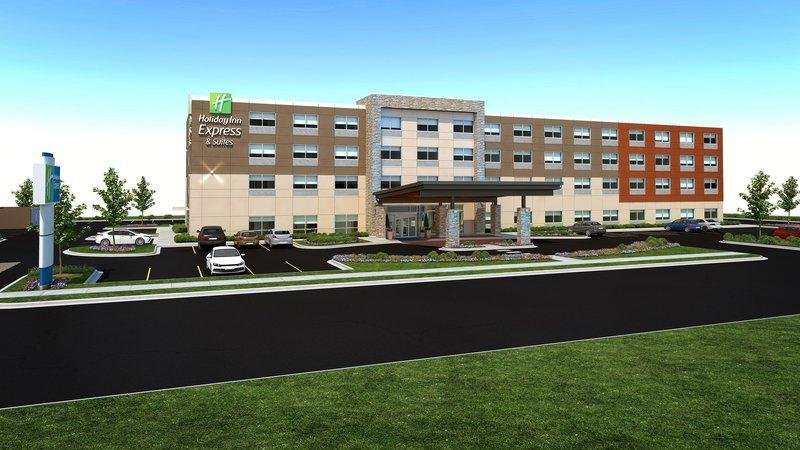 Holiday Inn Express And Suites Hudson I 94
