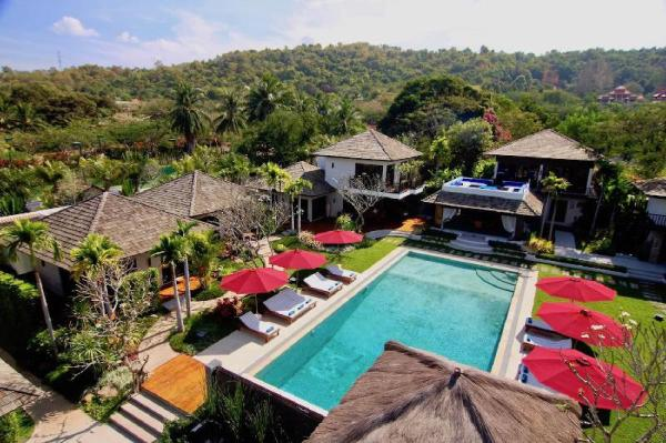 Tamarind Exclusive Villa (24pax) Pool, Tennis, Gym Pattaya