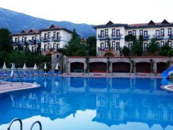 Green Anatolia Club Hotel - Halal All inclusive Fethiye