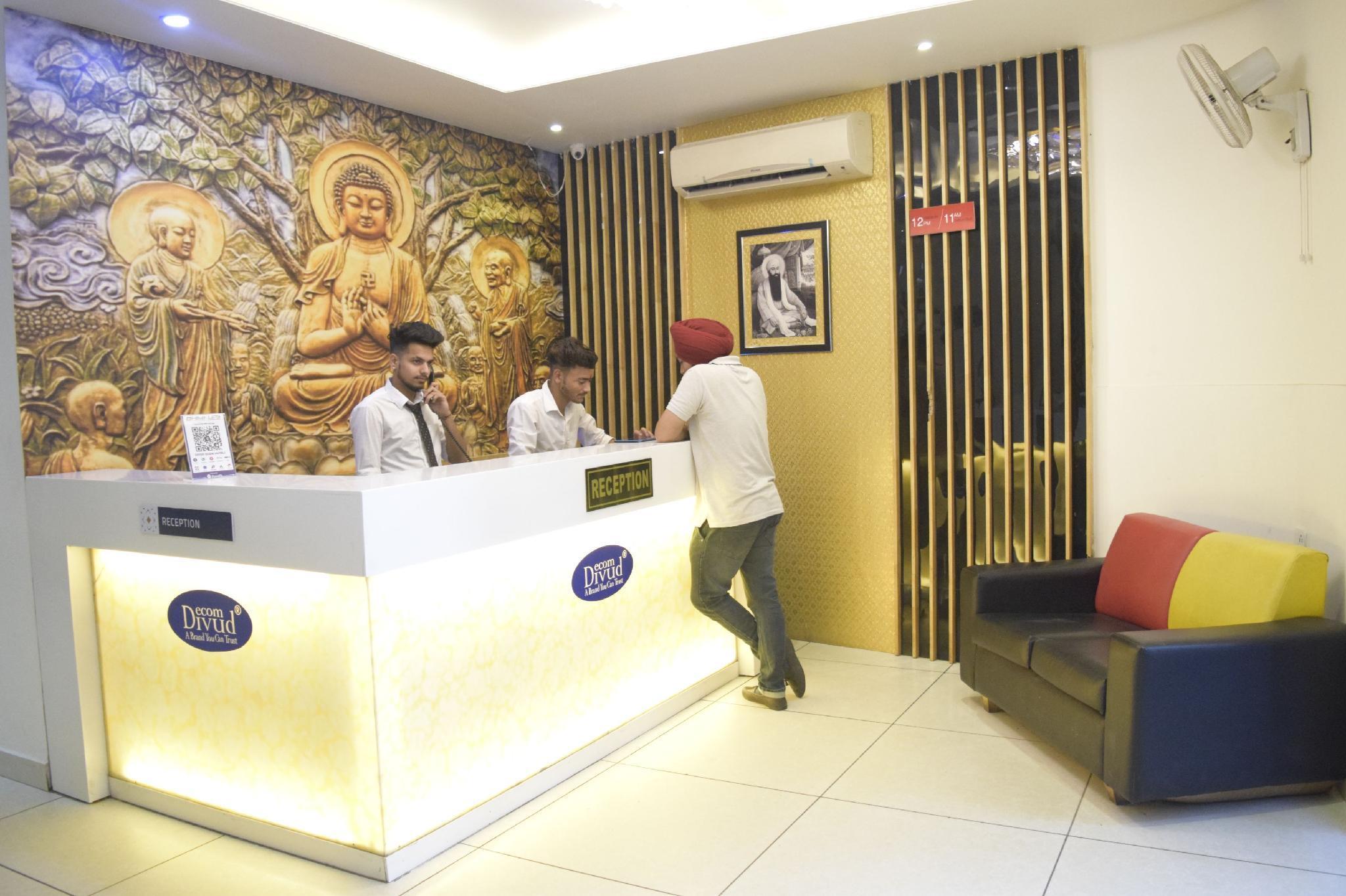 Divud Ecom Hotel