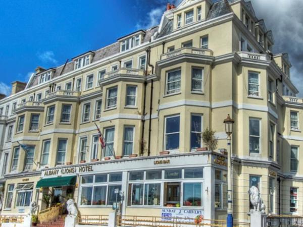 Albany Lions Hotel Eastbourne