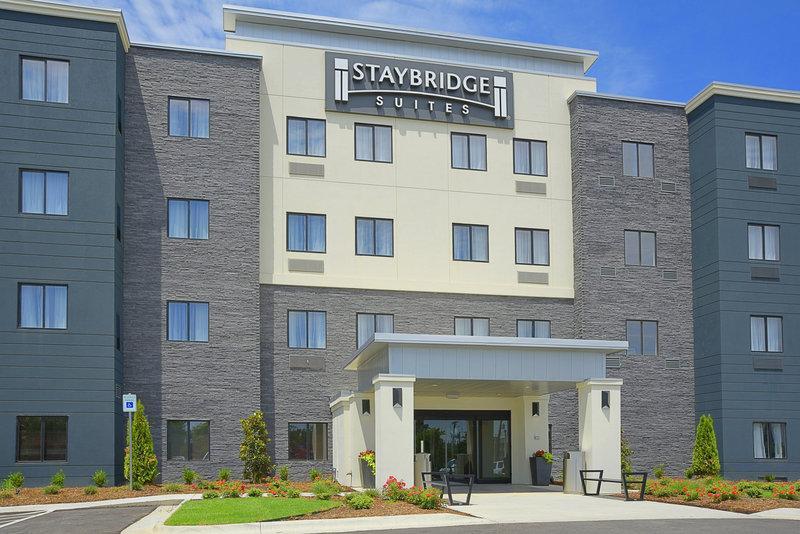 Staybridge Suites Little Rock   Medical Center