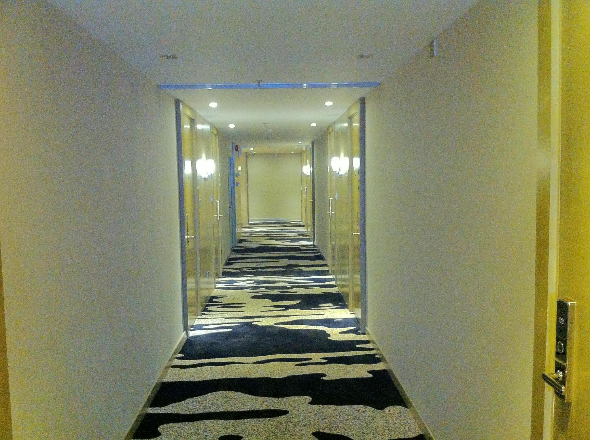 Shenzhen Wu Fu Business Boutique Hotel Xixiang Branch