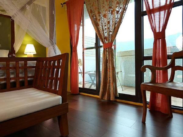 Lagerstoemia Spec Iosa Bed and Breakfast Hualien