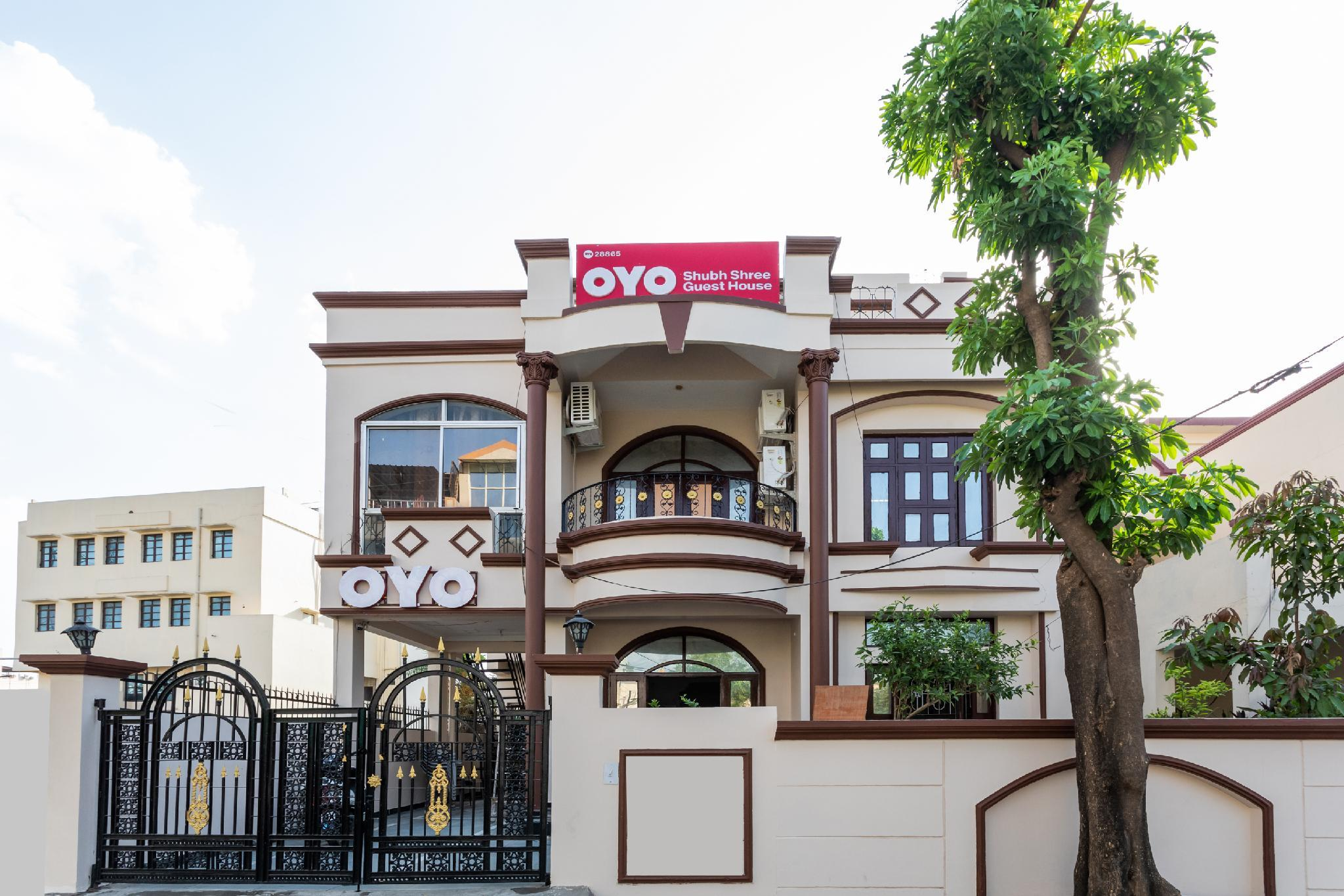 OYO 28865 Shubh Shree Guest House