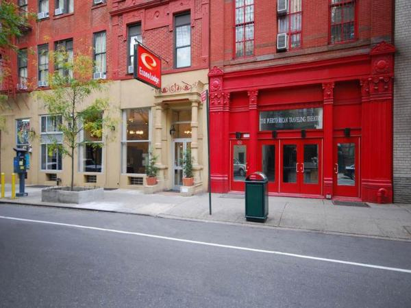 Econo Lodge Times Square New York New York
