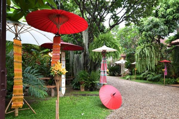 Baan Thapae Boutique Resort and Thai Relax Massage Chiang Mai