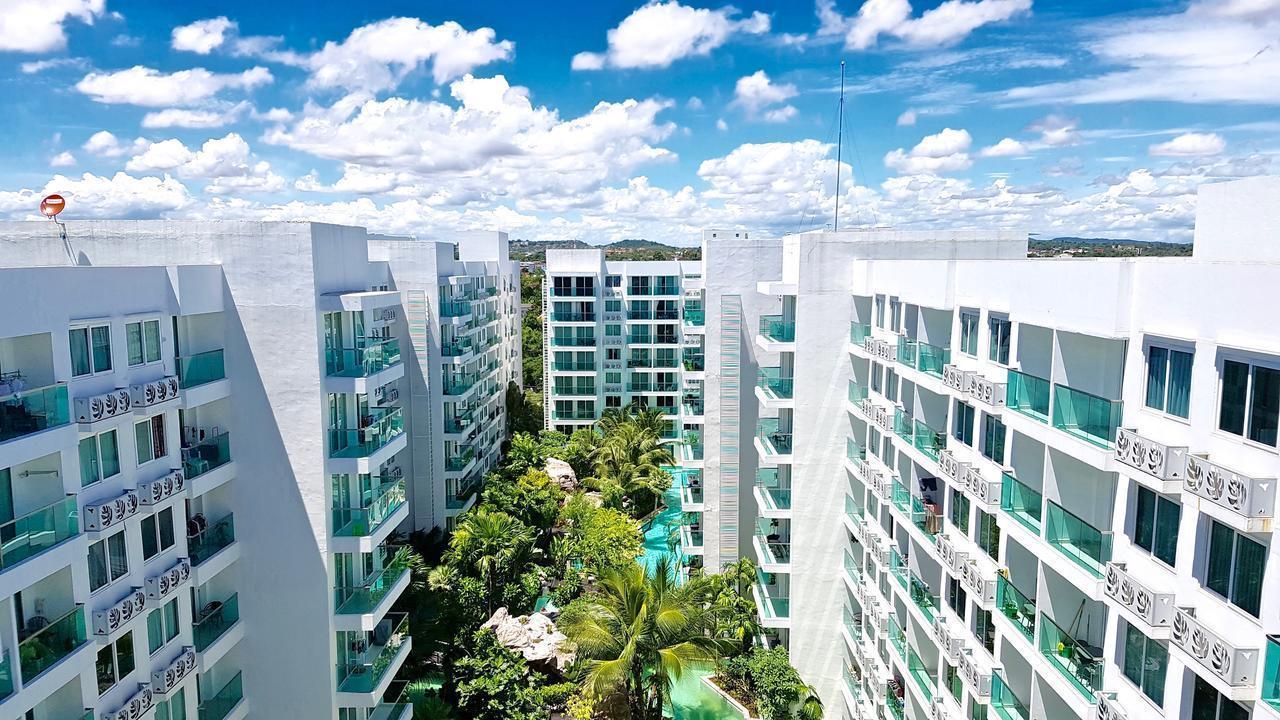 Amazon Residence Pool Access Room B3-105 อพาร์ตเมนต์ 1 ห้องนอน 1 ห้องน้ำส่วนตัว ขนาด 36 ตร.ม. – หาดจอมเทียน