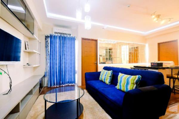 Comfy 2BR Gading Greenhill Apartment By Travelio Jakarta