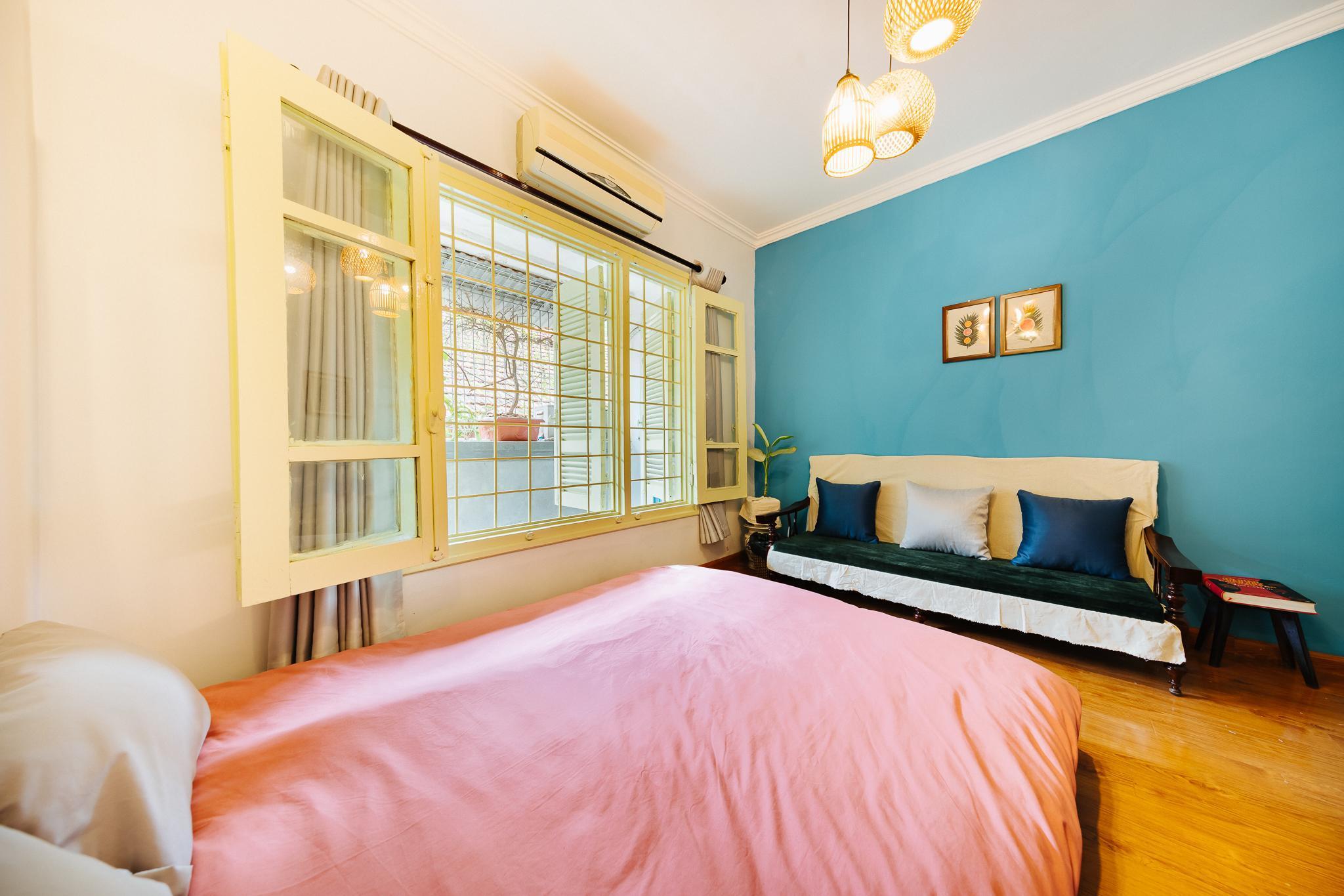 Windy House   A Cozy Nostalgic Flat In Hoan Kiem