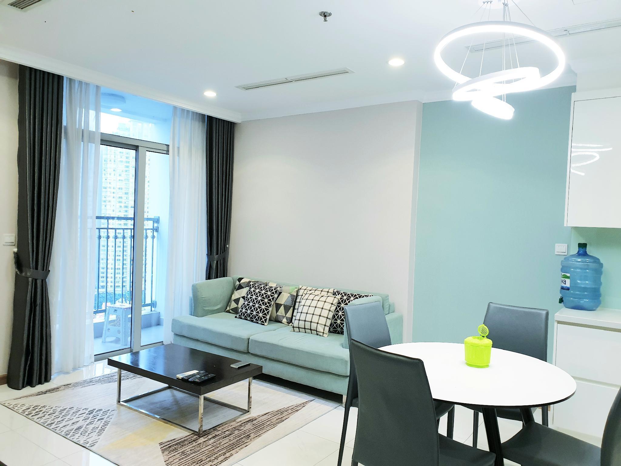 Halen Apartmens 1bedroom In Vinhome Central Park